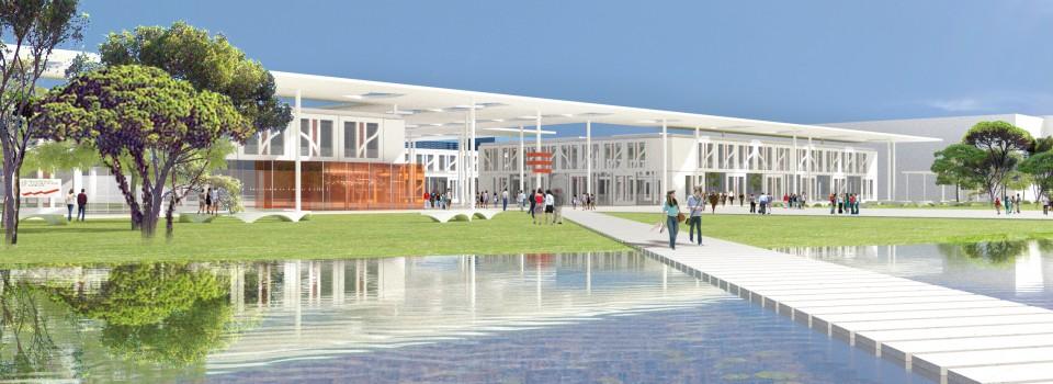 Universit toulouse mirail valode pistre laur at - Residence les jardins de l universite toulouse ...
