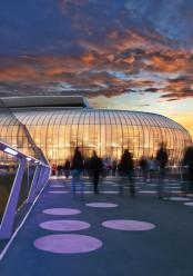 DR : ELISA / Valode & Pistre architectes / Atelier Ferret architectures / Julien Lanoo